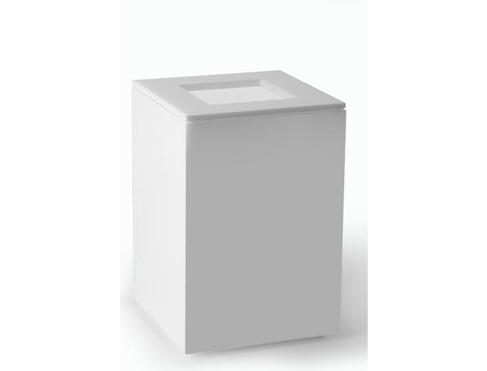 Cesto Basic Quadrado 18cmx18cmx26cm