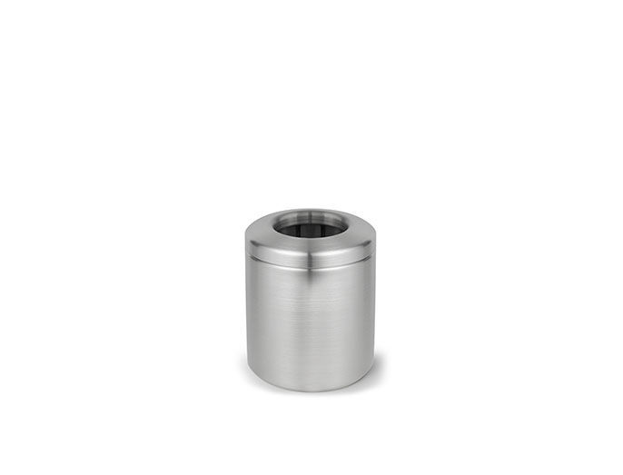 Lixeira de Mesa Inox Profile 1 litro
