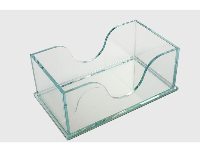 Porta Lenço Loft - Cristal