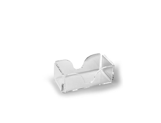 Porta Toalha Descartável Cristal