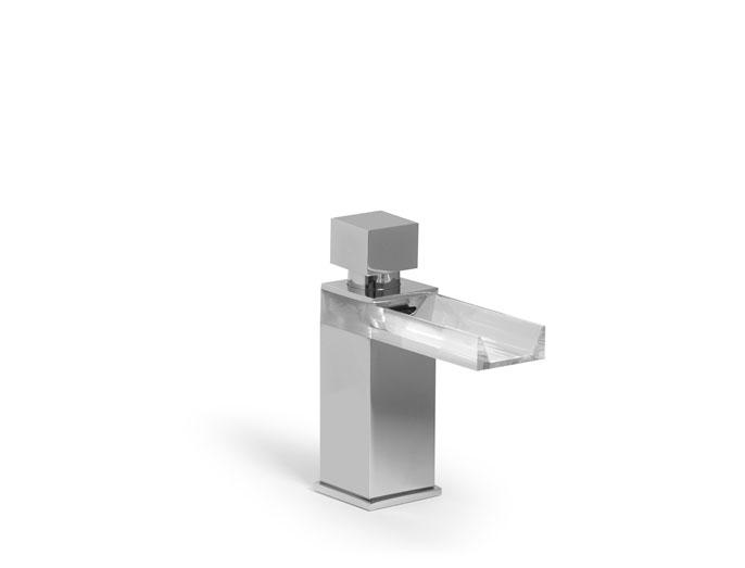Torneira Água Calha Cristal Mesa